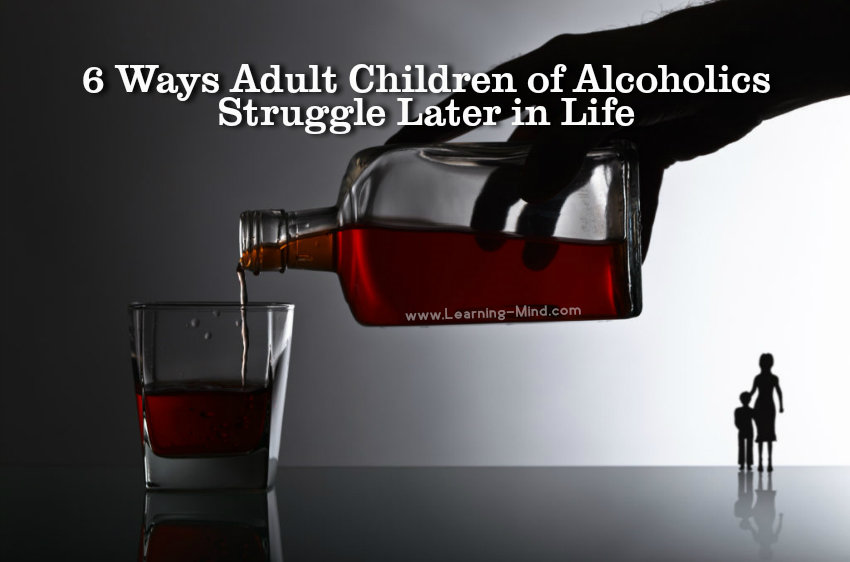 Dating an adult child of an alcoholic