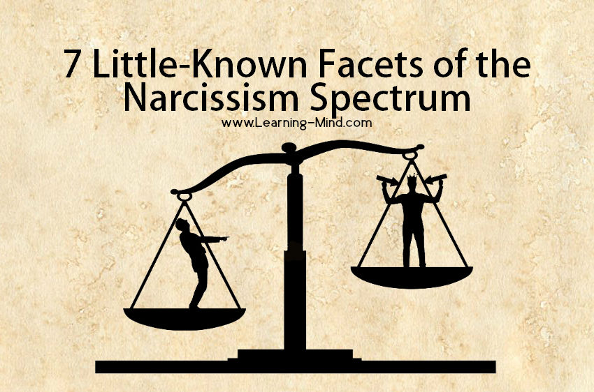 Narcissistic People and the 7 Little-Known Facets of the Narcissism Spectrum Narcissistic-people-spectrum