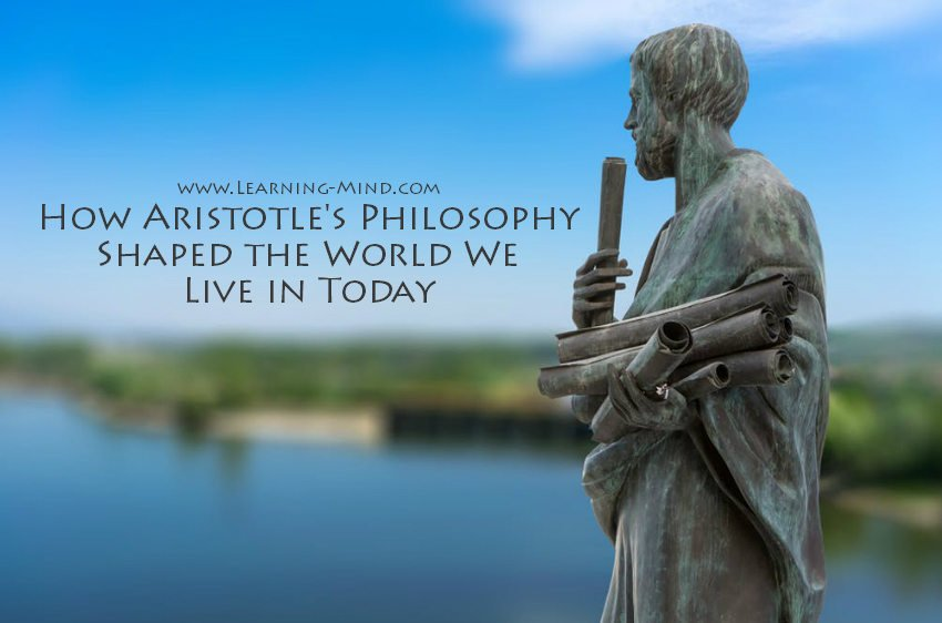 aristotles philosophy