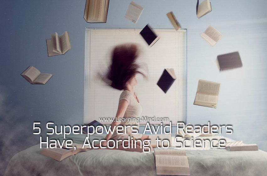 avid readers superpowers
