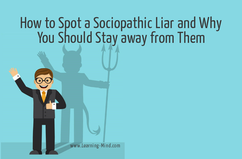 sociopathic liar