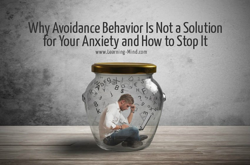 avoidance behavior anxiety