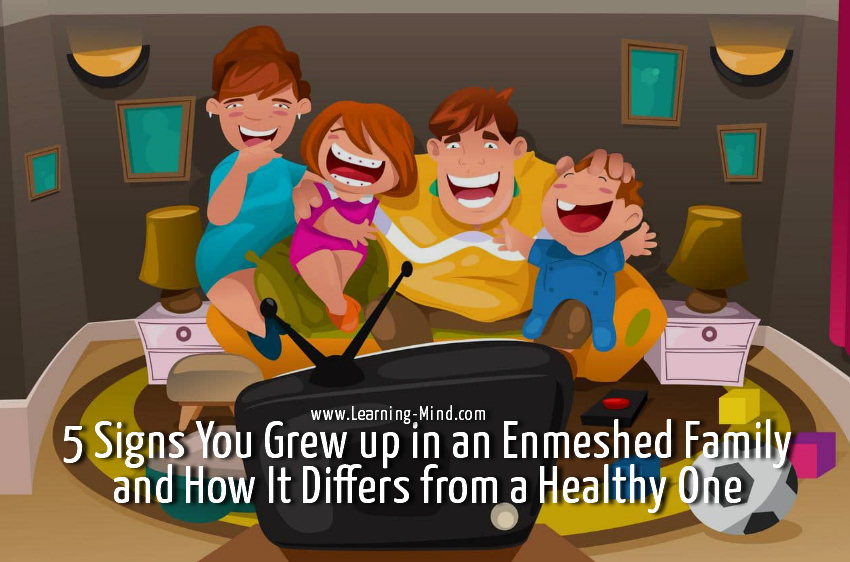 enmeshed family