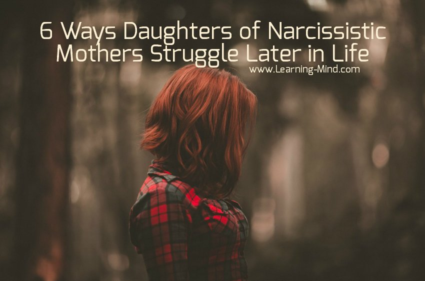 Daughters of Narcissistic Mothers