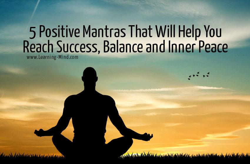 positive mantras