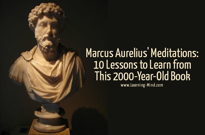 Marcus Aurelius' Meditations