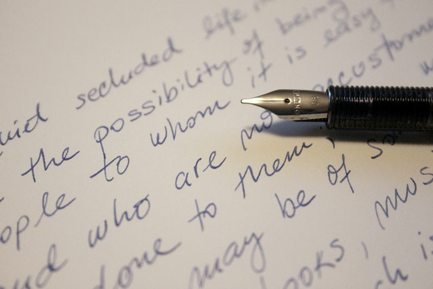 handwriting personality connect