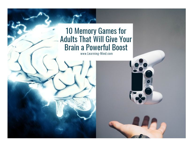 memory games for adults
