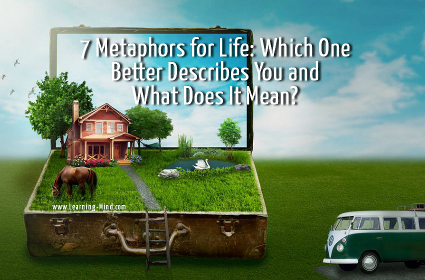 metaphors for life