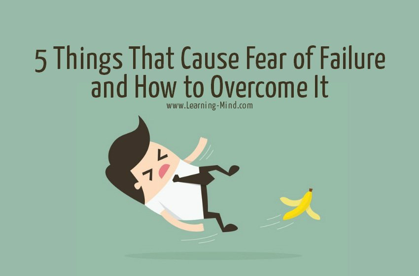 fear of failure causes