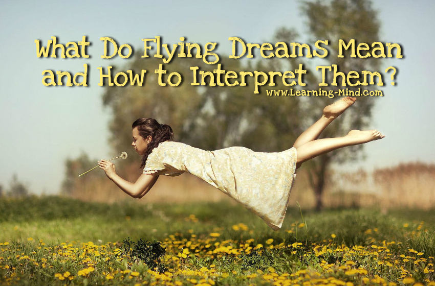 flying dreams meaning
