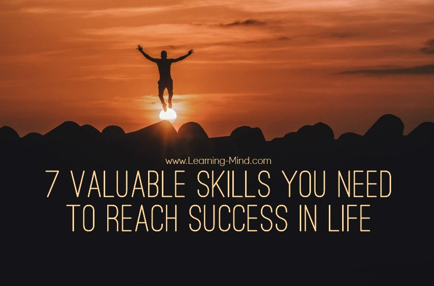 skills you need for success