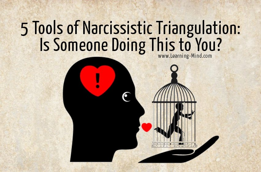 narcissistic triangulation signs