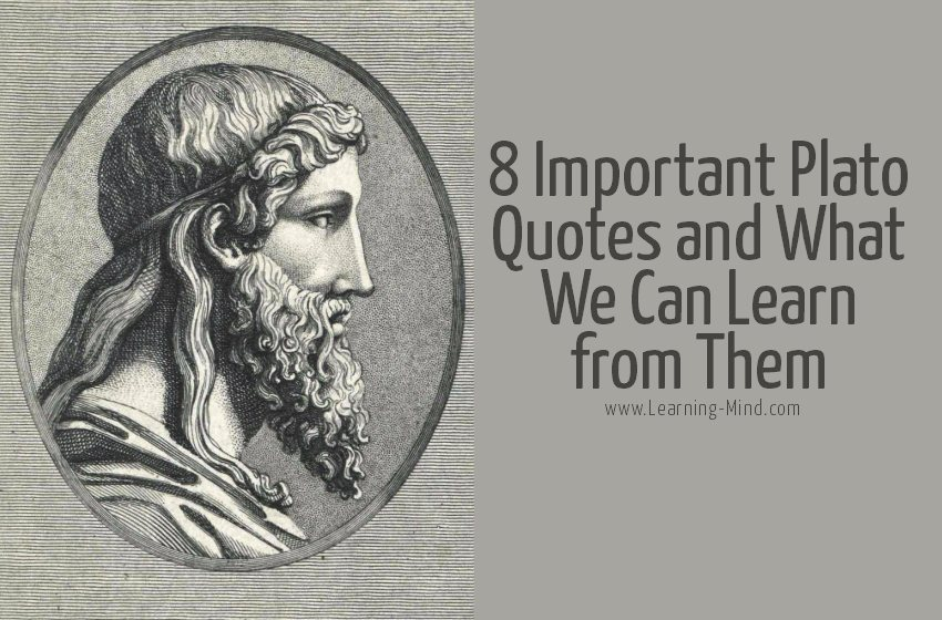 important quotes by plato and what we can learn from them today