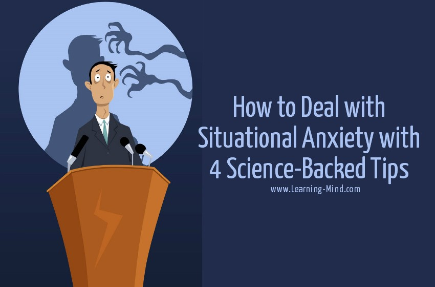 situational anxiety tips