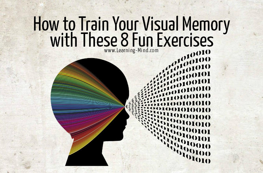 visual memory exercises