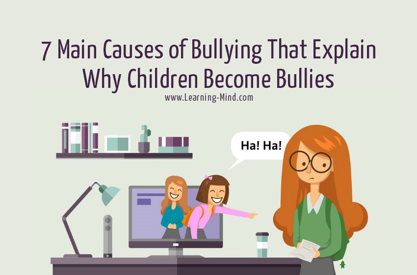 main causes of bullying