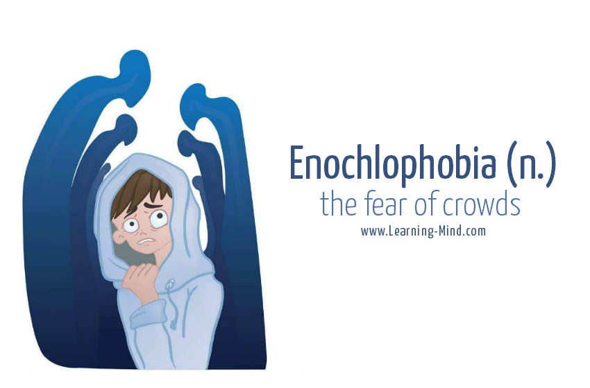 Enochlophobia Fear of Crowds