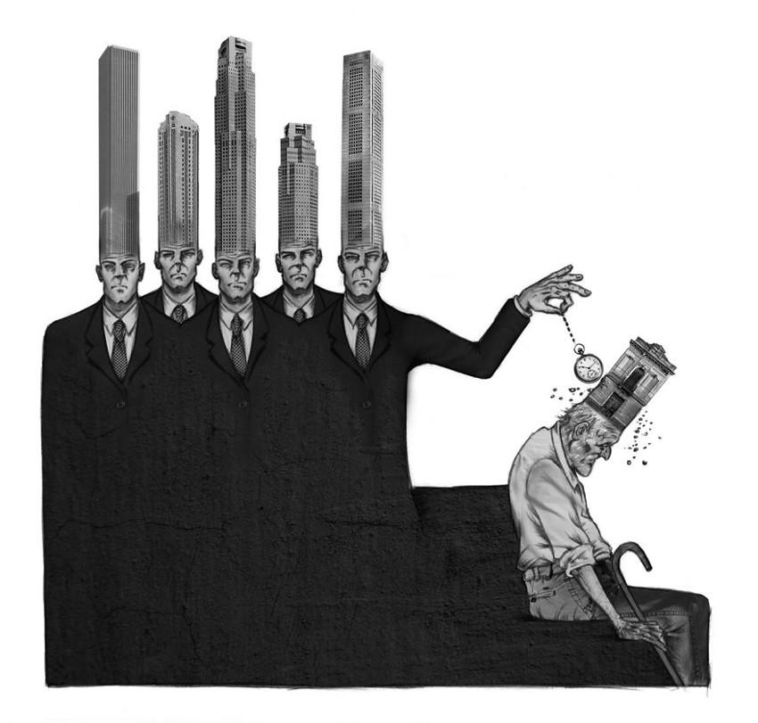 corporation power