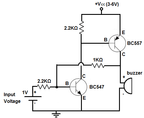 How to Build an Alarm Circuit with Transistors