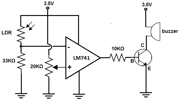 Photoresistor Circuit Diagram – Ireleast