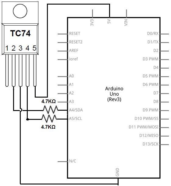 How to Connect an I2C Device to an Arduino Microcontroller
