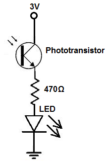 How to Build an Infrared (IR) Phototransistor Receiver Circuit