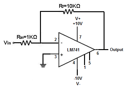 How to Build an Inverting Op Amp Circuit