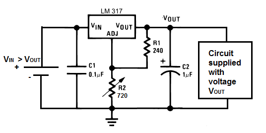 how capacitors work in a circuit