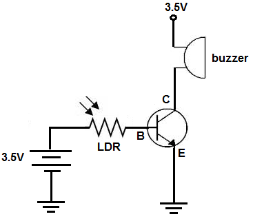 How to Build a Light-activated Buzzer Circuit