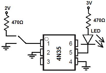 How to Build an Optocoupler Circuit