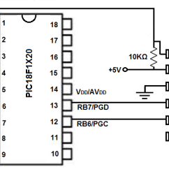 Pickit 2 Programmer Circuit Diagram Schematic Of Or Gate 3 Pinout - Bing Images