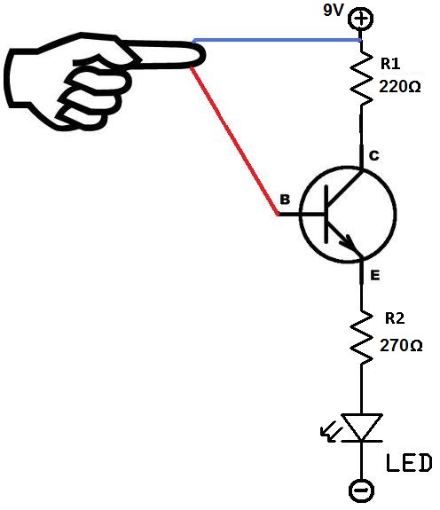 Touch Lamp Sensor Wire Diagram : 30 Wiring Diagram Images