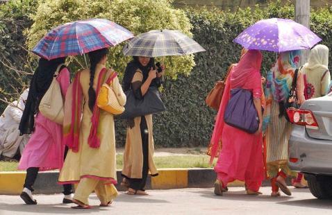 Heat in Pakistan