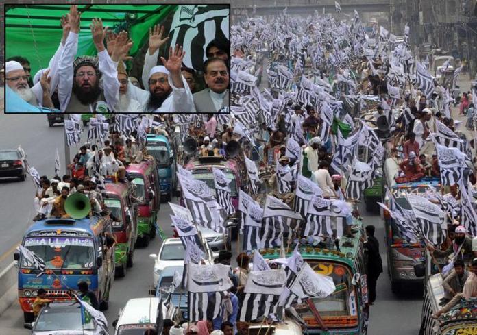 difa e pakistan long march picture