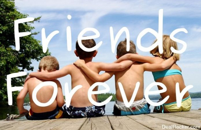 friends forever 2020