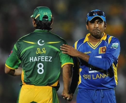 Watch Pakistan vs Srilanka T20 Semi Final Match Live Streaming