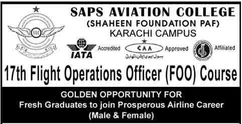 Saps-Aviation-Admissions-2020