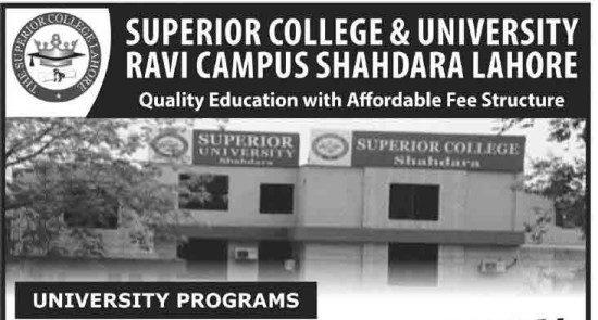 Superior-College-Admission