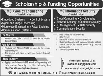 Air University Scholarships