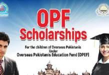 OPF-Scholarships