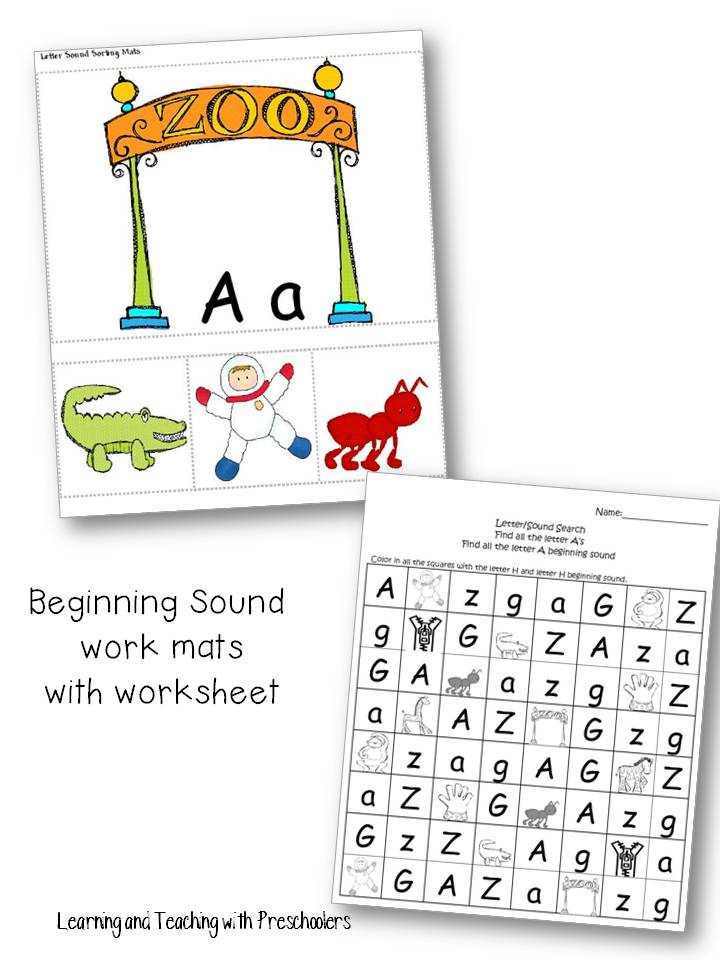 Whats at the Zoo Theme Lesson Plan