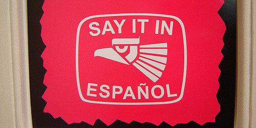 Spanish homework help
