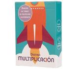 Cartas de memorización | Multiplicación