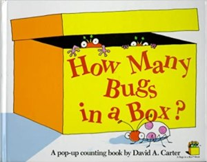 how many bugs in a box pop up book