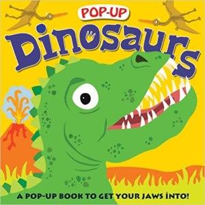 dinosaurs pop up book