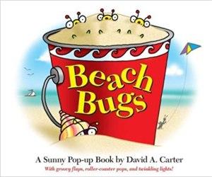 beach bugs pop up book