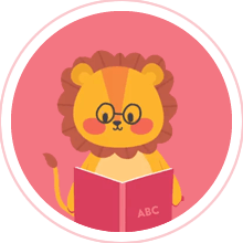 Learning club lucus lion