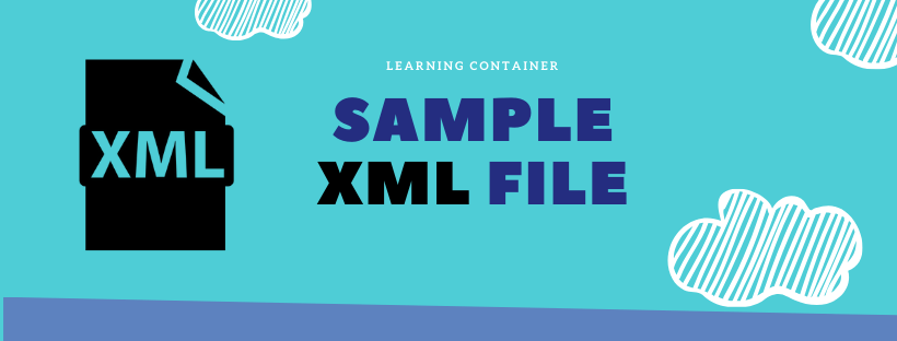 sample xml file