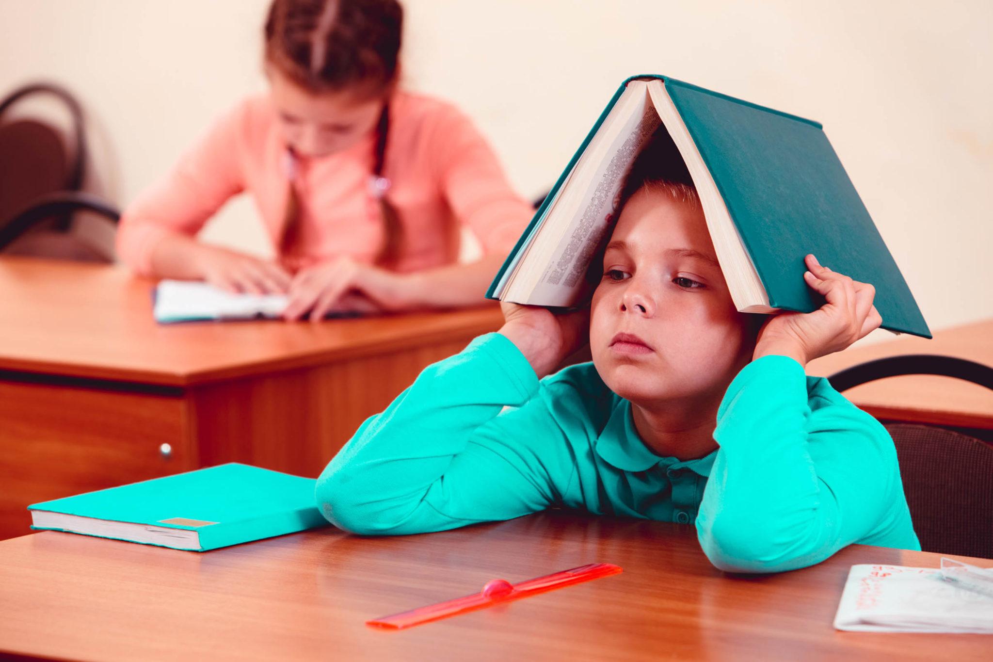 ADHD impacts school